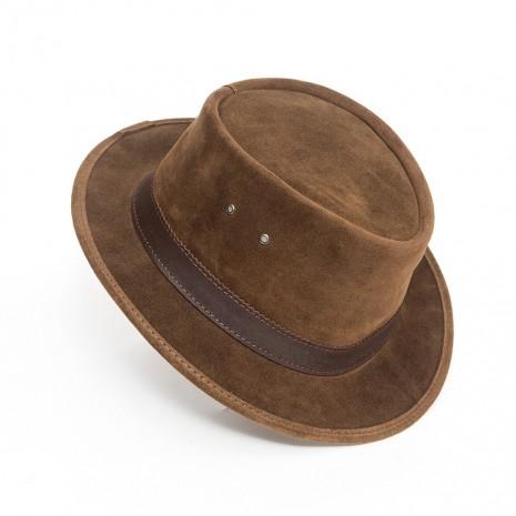 Sombrero mascota serraje...