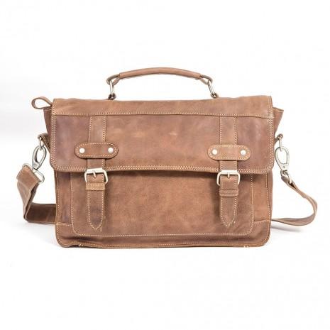 Bolso maletín unisex con...